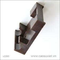 Đế cao su cứng băng tải gỗ, rubber parts