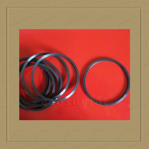 Oil resistance rubber