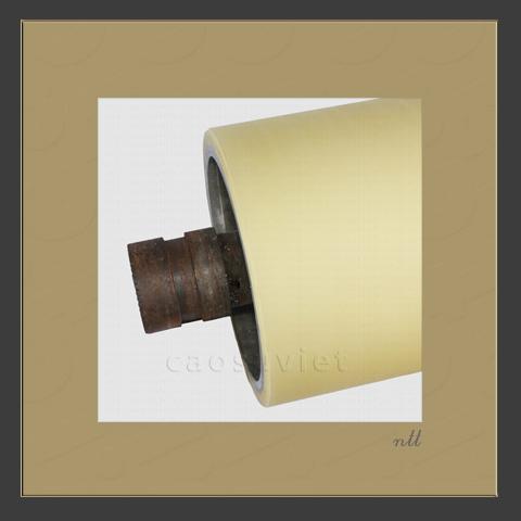 Coating uv polyurethane roller