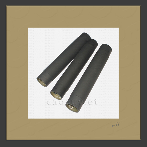 Conductive rubber sleeve