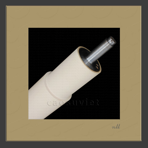 Ozone resistant film laminating roller